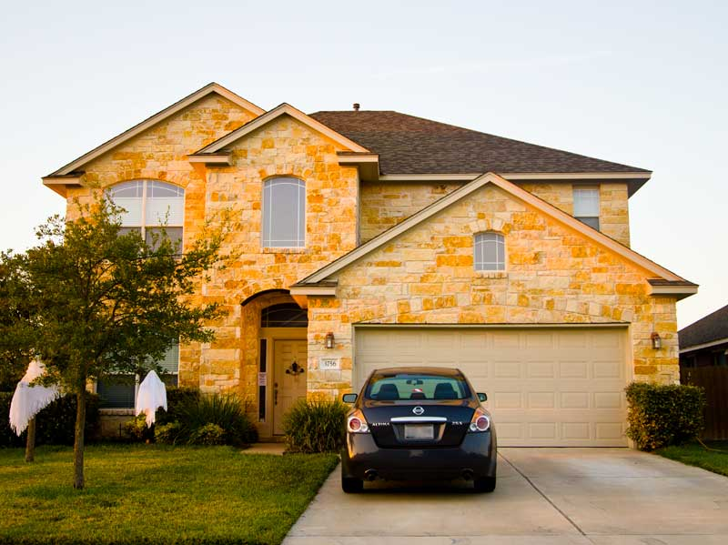 Mayfield ranch homes round rock homemade ftempo for Cost to build a house in little rock
