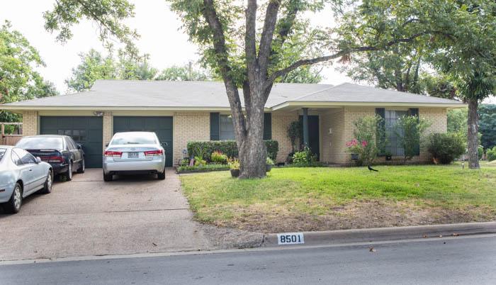 Ranch Style Home Austin TX 9
