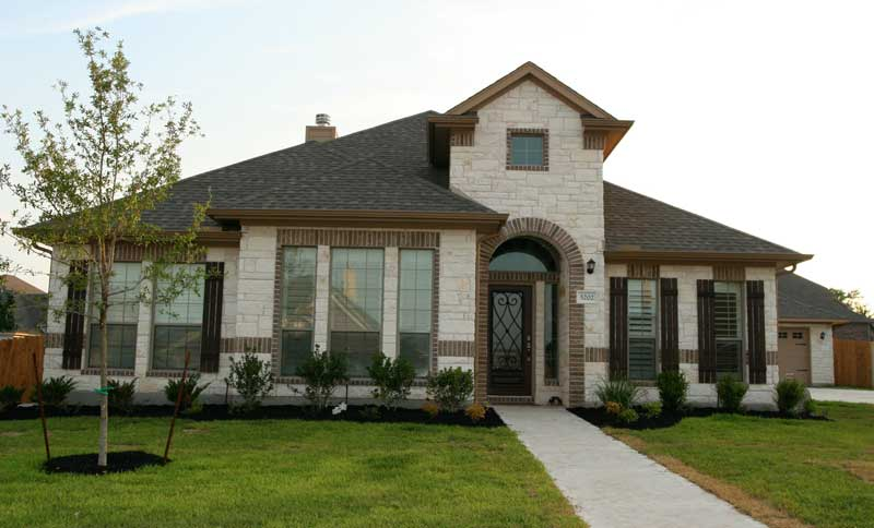 Picture tag sendero springs round rock texas for Texas stone homes