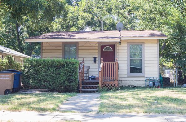 East Austin Tx Small House 2017 16