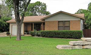 Example of a home for an estate appraisal