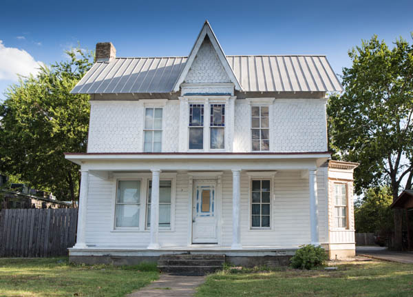 Old home in Georgetown Texas - Georgetown Appraiser