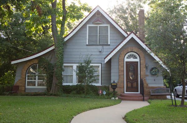 Storybook home in Georgetown, TX