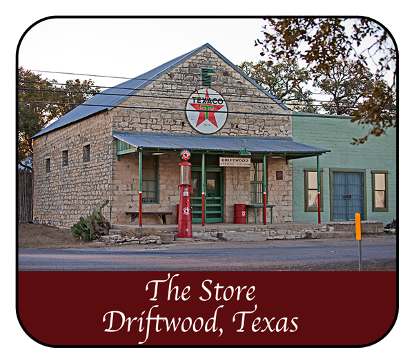 The Store in Driftwood, Texas