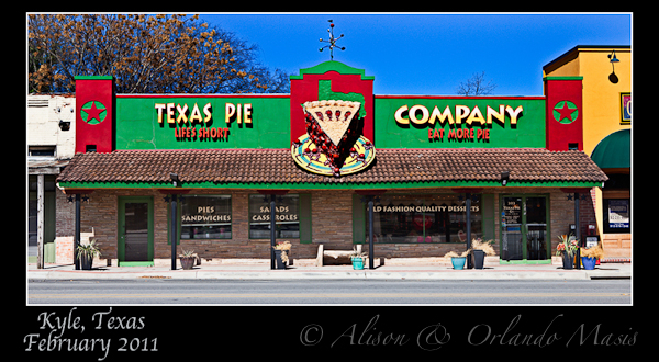 The Giant Slice of Pie in Kyle Texas