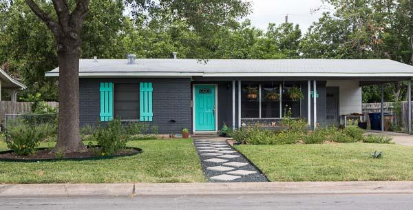 Wooten Austin house