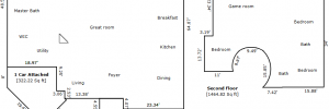 Floor Plans and Home Measuring Service